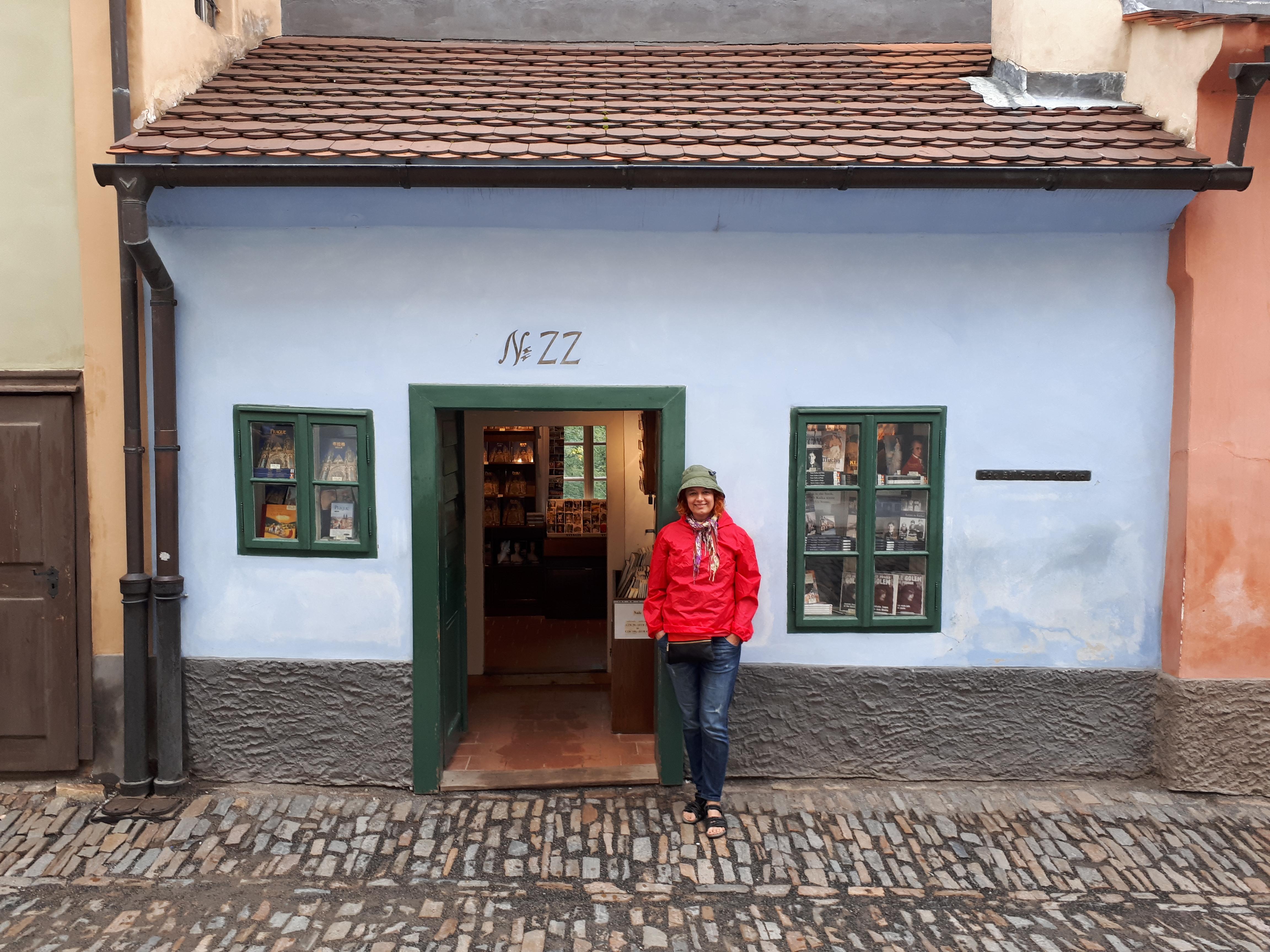 4 Praga - casa di Kafka
